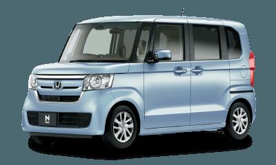 N-BOXG 2WD CVT